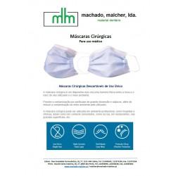 * Machado Malcher - Mascaras Cirurgicas
