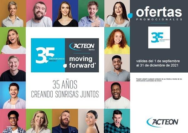Acteon - Promo 2021 Set-Dez